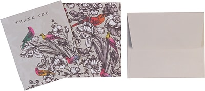 Paperchase Paradiso Notecards, 5.9