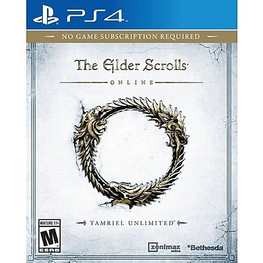 Bethesda 16025 PS4 The Elder Scrolls Online
