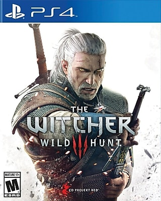 Warner Brothers 1000448586 PS4 The Witcher 3: Wild Hunt