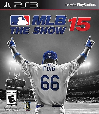 Sony 3000236 PS3 MLB 15 The Show