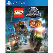 Warner Brothers 1000565187 PS4 LEGO Jurassic World