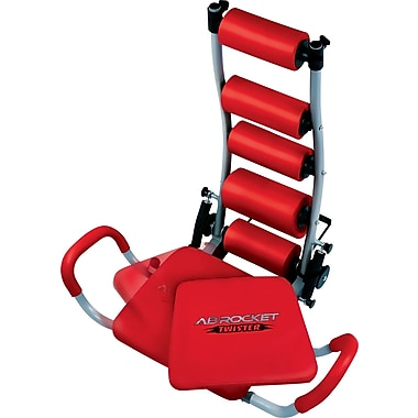 AB Rocket Twister, Total Ab Workout - As Seen on TV