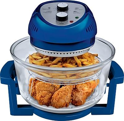 Big Boss Oil-Less 16QT Fryer, Blue (9228)