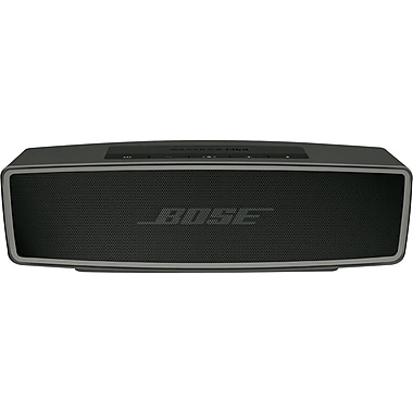 Bose® SoundLink Mini Bluetooth Speaker II, Carbon (725192-1110)