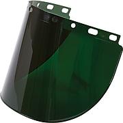 "Honeywell HIGH Performance Tru Vue Gray Propionate Face Shield Visor, 8"" x 16-1/2"" x 0.06"" (4178IRUV5)"