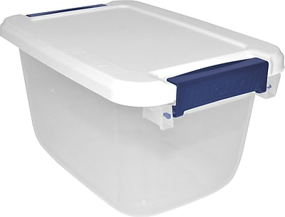 Hefty 6.5 Quart Storage Container, 8/case