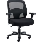 Staples Driscott Mesh Big and Tall Chair, Black