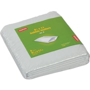 "Staples #2 Poly Bubble Mailer, 8-1/2""x11"", White, 8/Pack (27264-US/CC)"