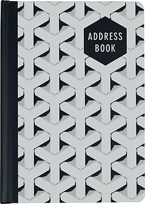 Paperchase Get Organized, Address Book, 6.7