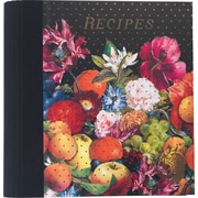 "Paperchase Dark Romance Recipe File, 9.6"" x 9.4"" x 7.8"""