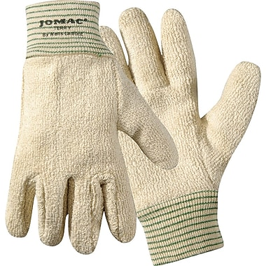 Wells Lamont White Heat Resistant Heavy Weight Loop-Out Gloves, Large