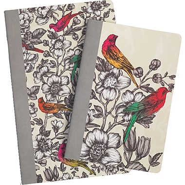 Paperchase Paradiso Excersice Books, Set of 2, 9.8