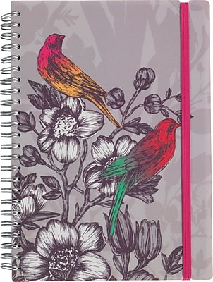 Paperchase Paradiso Slim Notebook, 8.2