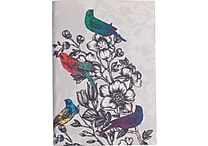 Paperchase Paradiso Linen Notebook, 8.5' x 6.1' x 1'