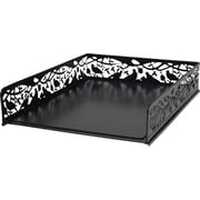 "Paperchase Paradiso Metal Tray, 12.87"" x 9.36"" x 2.34"""