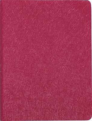 Paperchase Dark Romance Pink Metallic Exercise Book, 7.8