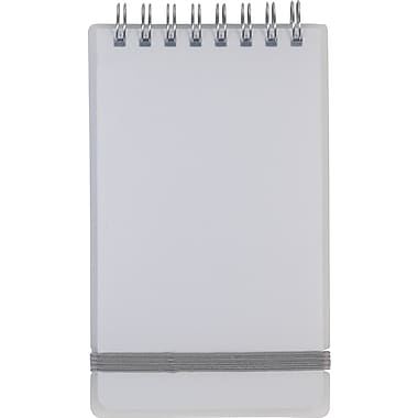 Paperchase Frosted, Top Wirebound Notepad, 5.1