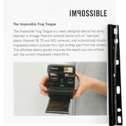 Impossible PRD2776 Frog Tongue for Folding SLR Cameras (Black)