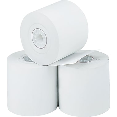 PM Company ® Direct Printing Thermal Paper Roll, White, 2 1/4