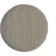 """Oreck® Orbiter® Carpet Bonnet Pad, White, 12"""" Diameter"""