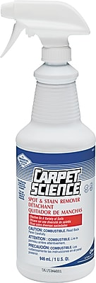 Spot And Stain Remover, 32oz Spray Bottle, 6/Ct