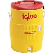 Igloo Cooler, 10 Gallons, 1/EA