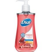 Antimicrobial Liquid Soap, 7 1/2 Oz Pump Bottle, Pomegranate & Tangerine