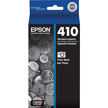 Epson 410 Photo Black Ink Cartridge (T410120-S)