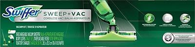 Swiffer® Sweep + Vac™ Starter Kit