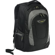 "Targus 16"" Trek Laptop Backpack, Black/Gray (TSB193US)"