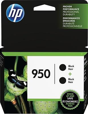HP (L0S28AN#140) Black Ink Cartridges, 2 pack