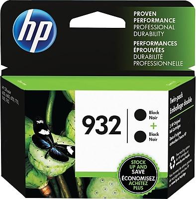 HP 932 (L0S27AN#140) Black Ink, 2PK