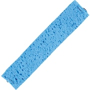 MiraCool; Traditional Disposable Sweatband, Rubber Band, Absorbent Cellulose, Blue, One Size