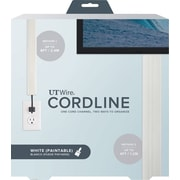 8 FT CORDLINE- WHITE