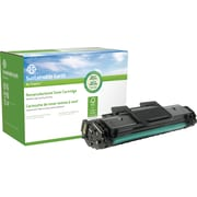 Sustainable Earth by Staples® Reman Laser Toner Cartridge, Samsung MLT-D108, Black