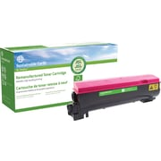 Sustainable Earth by Staples® Reman Color Laser Toner Cartridge, Kyocera TK-562, Magenta