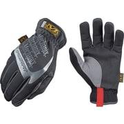 Mechanix Wear® FastFit® High Dexterity Gloves, Spandex/Synthetic, Elastic, Medium, Black