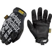 Mechanix Wear® Original® High Dexterity Gloves, Spandex/Synthetic, Hook & Loop Cuff, XL, Black