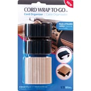 CORD WRAP TO-GO, SET OF 3