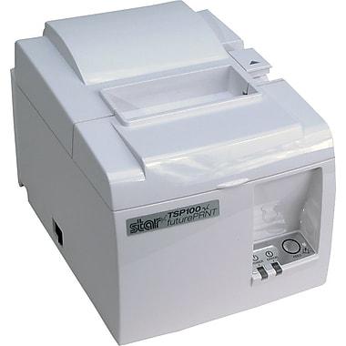 Star Micronics - Imprimante tout-en-un thermique de reçus TSP143UGT pour PDV, blanc glacé
