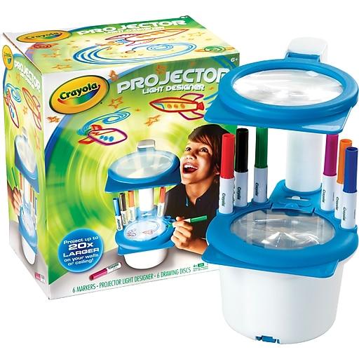 Crayola® Light Designer Projector Kit