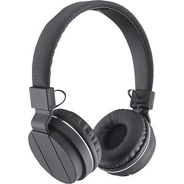 Sentry Black Diamond Headphone, Silver