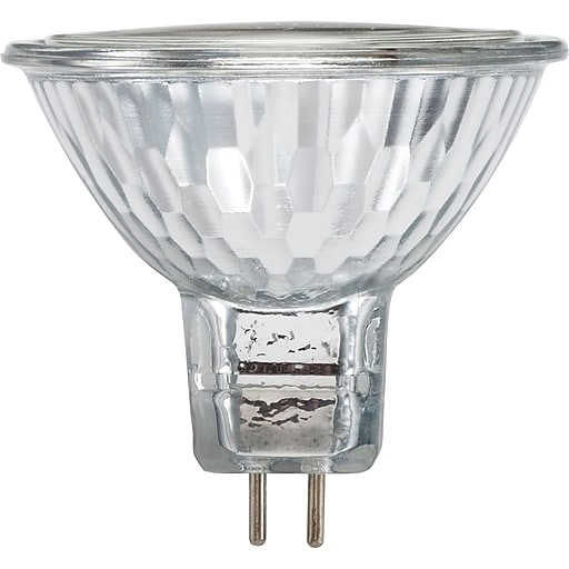 Philips Halogen MRC16 Lamp, 36° Flood, 20 Watts, 50PK