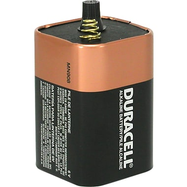 duracell 6 volt alkaline batteries mn908 staples. Black Bedroom Furniture Sets. Home Design Ideas