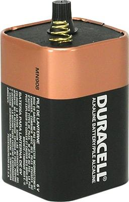 Duracell Alkaline Lantern Battery, 6V (MN908)