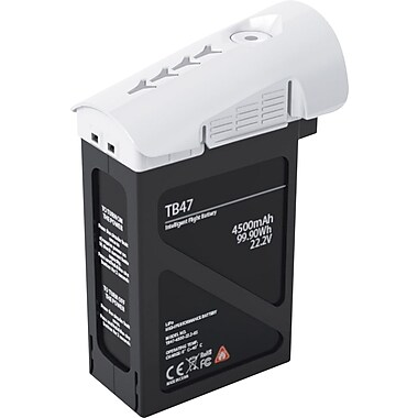 DJI - Pile TB47 (4500mAh) pour quadricoptère Inspire 1