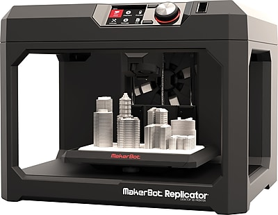 MakerBot® Replicator® Desktop 3D Printer (Fifth Generation Model)