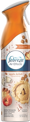 Febreze® Air Effects Holiday Air Refreshers, Apple Delish, 9.7 oz.