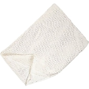 Rubbermaid® Laundry Net Mesh Bag With Closures, White, 1/Pack