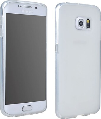 Staples Galaxy S6 Edge Case, Clear